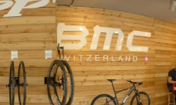 BMC showroom