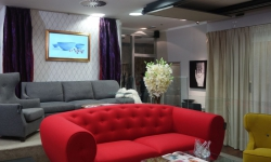 Design furniture showroom